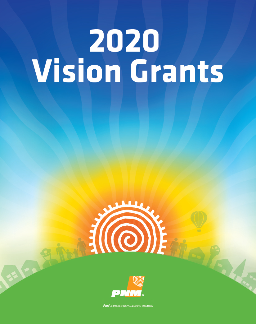 PNM Resources Foundation 2020 Vision Grants